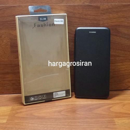Sarung Kulit Xiaomi MI5 / Flip / Leather Case