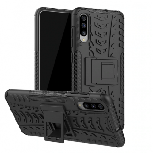Samsung A70 - Rugged Armor Stand / Hybrid / Dazzle Cover / Shockproof
