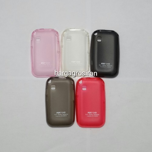 SoftShell / Case / Back Cover Samsung Galaxy Champ C3300 - Obral case SSDIS - K1008