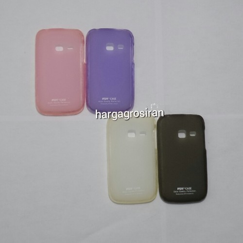 SoftShell / Case / Back Cover Samsung Galaxy Chat S3570 - Obral case SSDIS - K1008