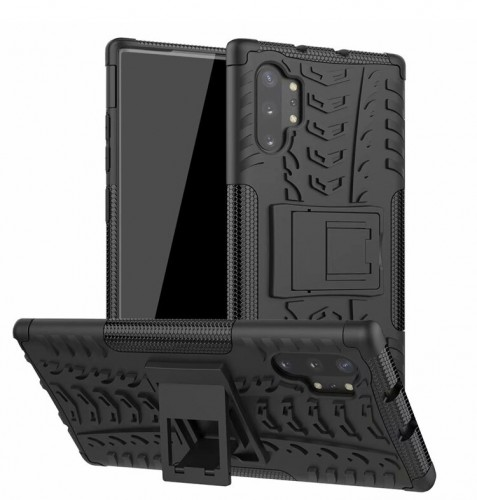 Samsung Galaxy Note 10 Pro - Rugged Armor Stand / Hybrid / Dazzle Cover / Shockproof