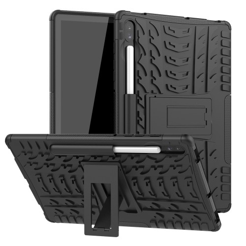 Samsung Tab S6 2019 10.5  / T860 / T865 - Rugged Armor Stand / Hybrid / Dazzle Cover / Shockproof