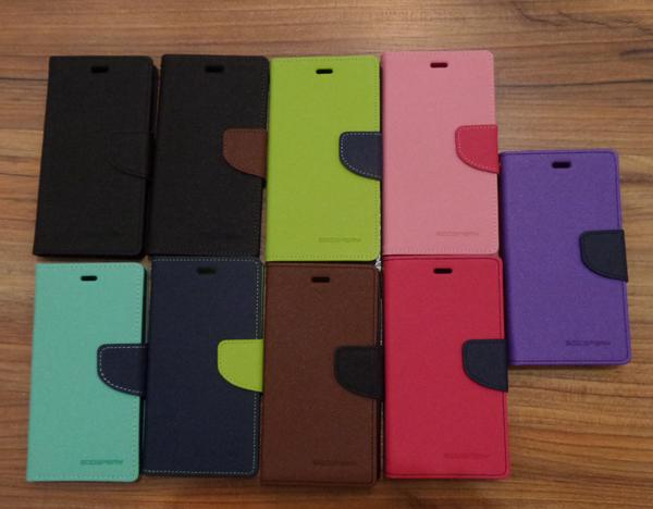 Sarung Mercury Fancy Diary Xiaomi Mi4i
