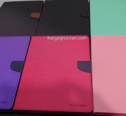 Sarung Mercury ipad 2/3/4 - Fancy Diary Tablet