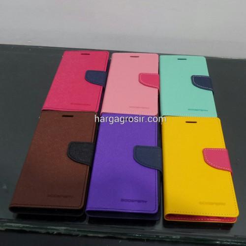 Sarung Mercury Fancy Diary Samsung Galaxy J5 2015