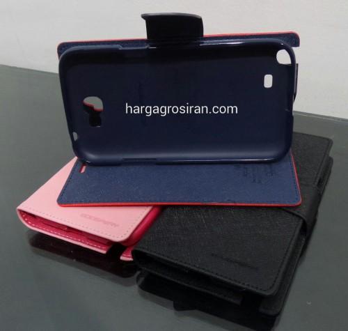 Sarung / Case Mercury Fancy Diary Samsung Note 2