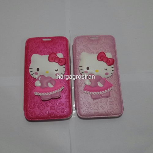 Sarung Motif HelloKitty Samsung S5/G900 - Obral Case SSDIS - K1007