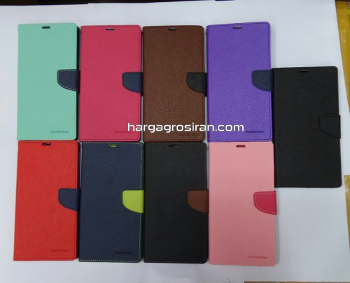 Sarung Mercury Fancy Diary Sony Xperia Z Ultra - XL39h