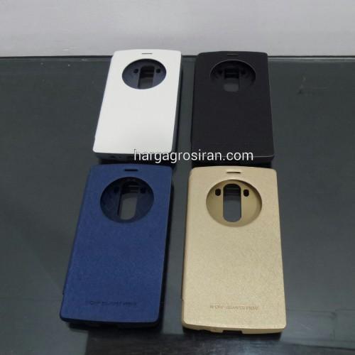 Sarung Wow Bumper View LG G4 - Auto Lock