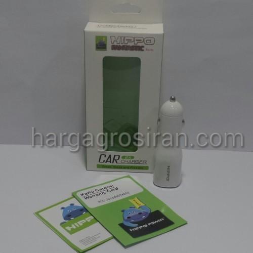 Saver Mobil hippo Fantastik Basic 2 Output / Charger Mobil / Car Charger