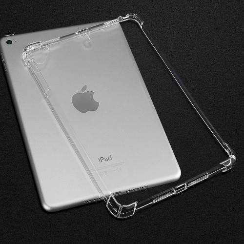 SBT-002 Silikon Anti Crack New Ipad 11 Inch 2020 Soft Tablet Bening Back Cover Clear Transparent