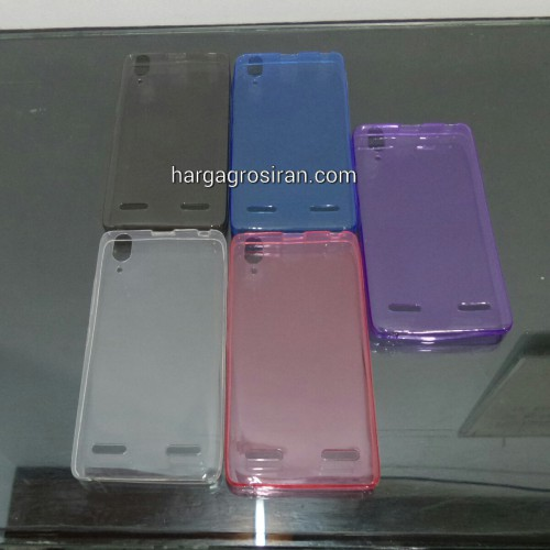 SoftShell / Case / Back Cover Lenovo A6000