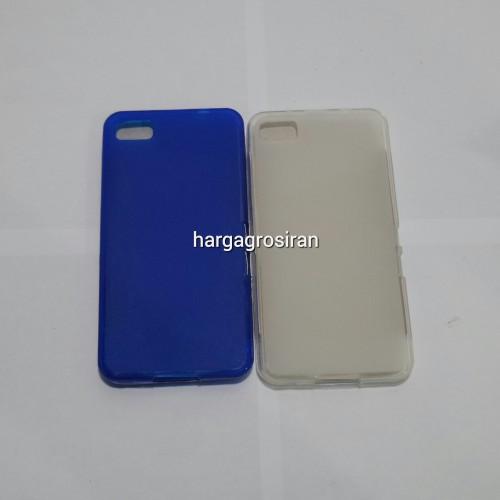 SoftShell / Case / Back Cover BlackBerry Z10 - Obral case SSDIS - K1003