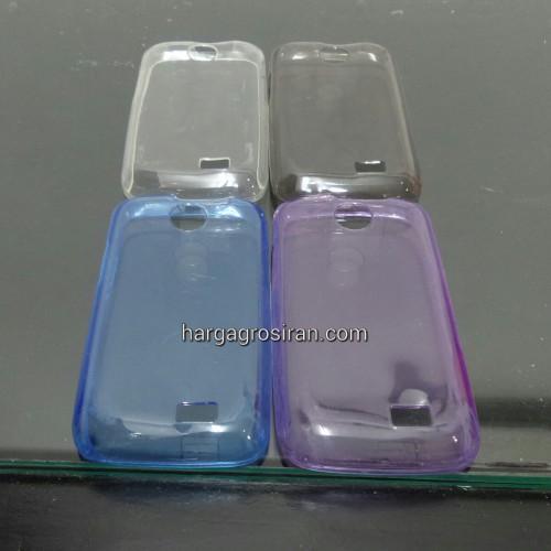 Ultra Thin Case FDT Lenovo A269 -  Bahan Silikon / SoftShell