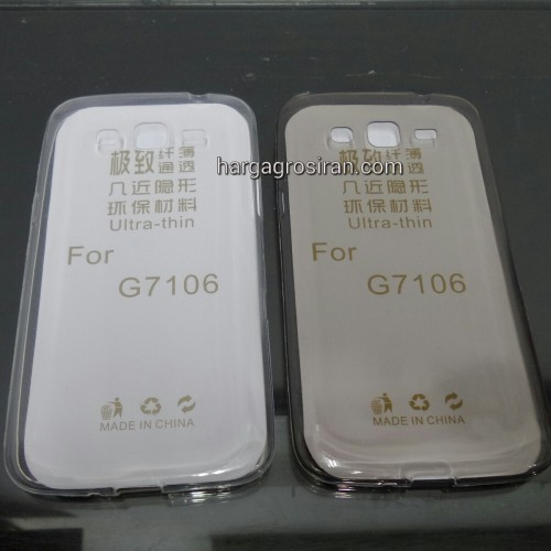 SoftShell / Silikon Ultra thin Samsung Grand 2 / G7106