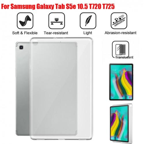 Soft case Samsung Tab S5e 10.1 Inch 2019 T725 Silikon Doff