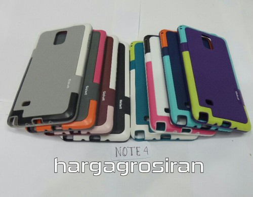 Softshell Walnutt For Samsung Note 4
