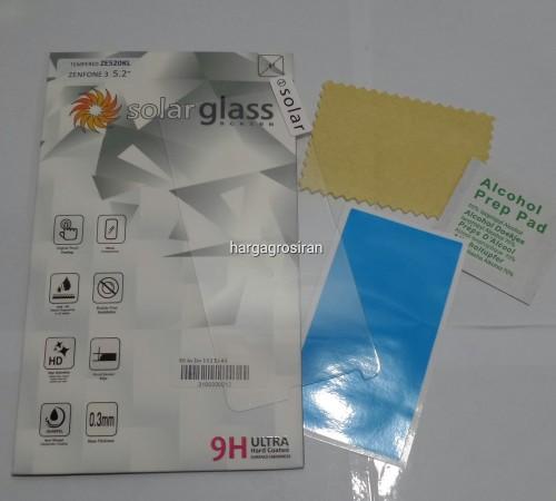 Solar Glass Asus Zenfone 3 5.2 Inch / Anti Gores Kaca