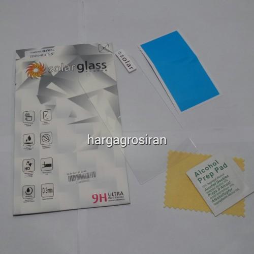 Solar Glass Asus Zenfone 3 5.5 Inch / Anti Gores Kaca
