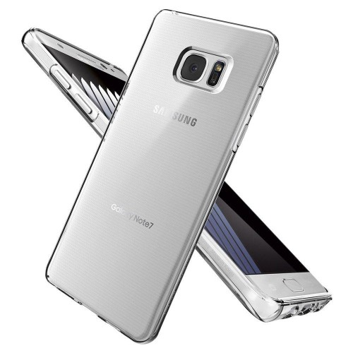 Hardcase Bening FS Samsung Galaxy Note FE / Note 7 / Warna Transparan / Clear / Back Cover