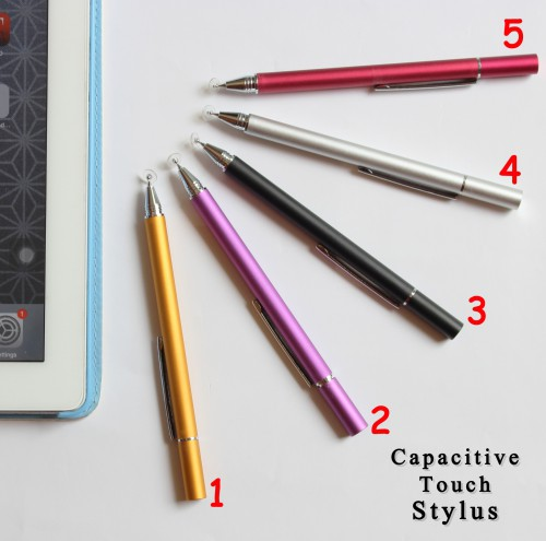 Capacitive Touch Stylus Pen Model Jot Pro For Ipad dan Android