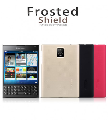 Hardcase Nillkin Super Frosted Shield Blackberry Passport