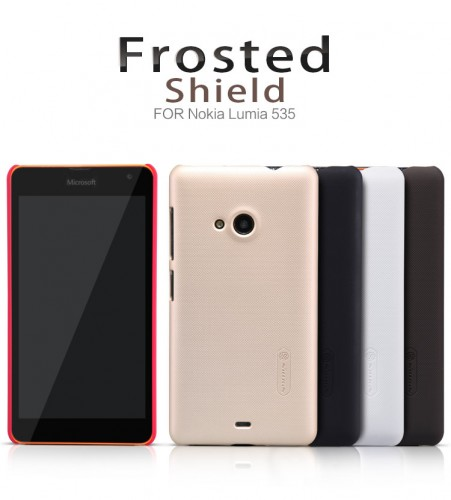 Hardcase Nillkin Super Frosted Shield Microsoft Lumia 535