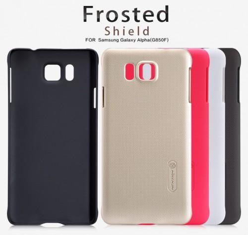 Hardcase Nillkin Super Frosted Shield Samsung Galaxy Alpha