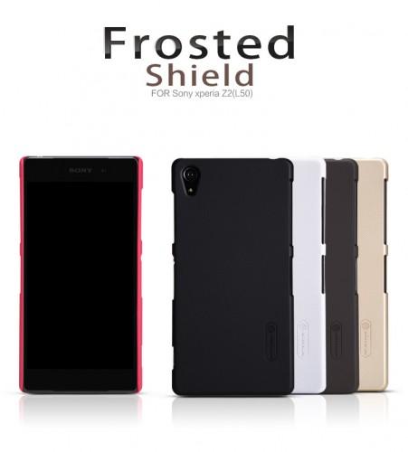 Hardcase Nillkin Super Frosted Shield Sony Xperia Z2
