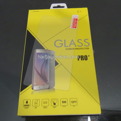 Anti Gores Kaca / Tempered Glass Sony Xperia E3
