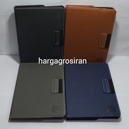 Sarung Rotary FS Samsung Galaxy Tab S2 9.7 Inch T815 - Muter 360 derajat - Jeans