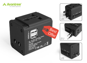 TC Adapter Avantree dan USB Charger & International Charger / Adaptor - STHRG