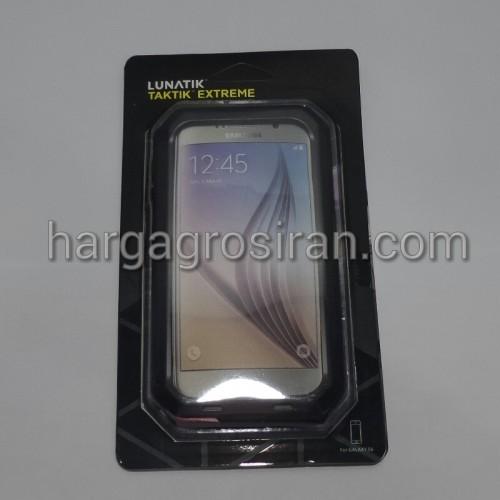TakTik Extreme Lunatik Samsung S6 Edge - Tidak Ada Tempered Glass - STGRS