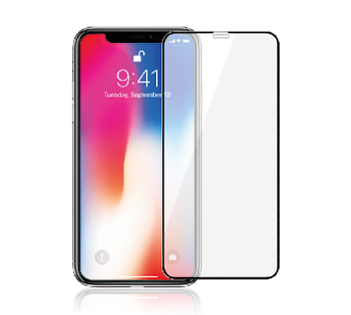 Tempered Glass Iphone X / XS Full Body / Full Lem Anti Gores Kaca