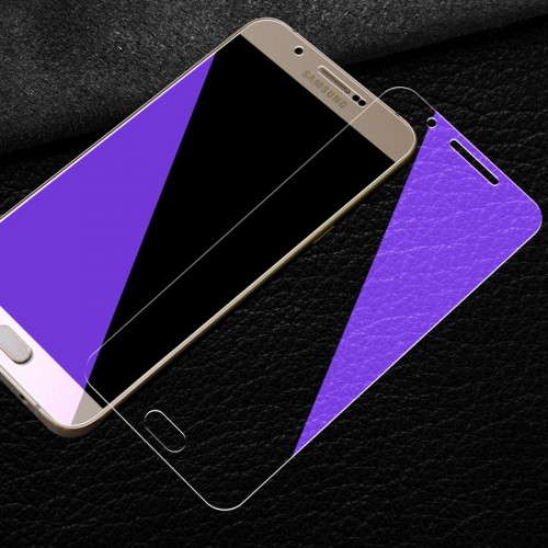 Tempered Glass Samsung J7 Pro / Anti Blue / Anti Radiasi  / Anti Gores Kaca