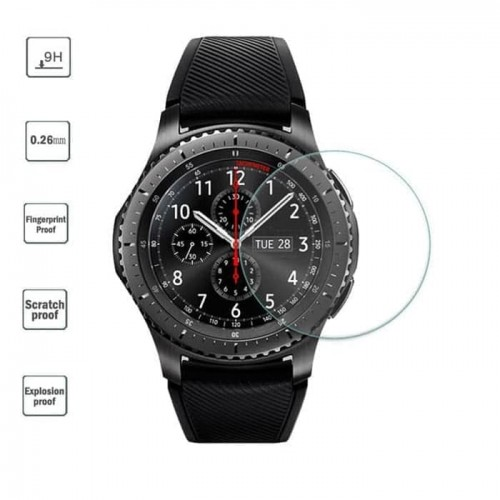Tempered Glass Smartwatch Samsung Gear S4 / S3 Frontier