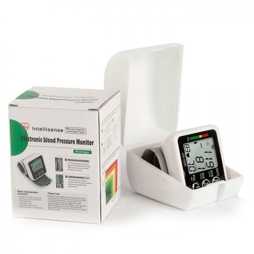 Tensi Darah Digital / Alat Ukur / Pengukur Tekanan Darah Monitor / Tensi Meter Di Tangan