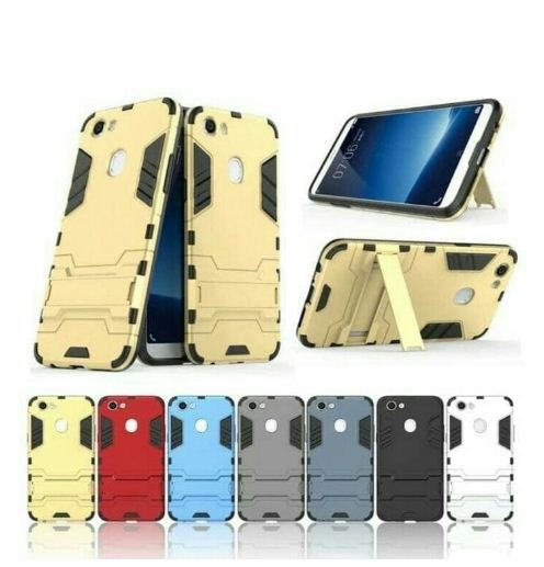Transformer Case / Iron Man Case Oppo F5 - Softshell / Back Case / Cover