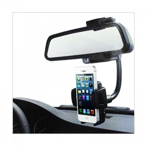 UNIVERSAL NEW CAR HOLDER REAR VIEW MIRROR MOUNT - SPION MOBIL DEPAN