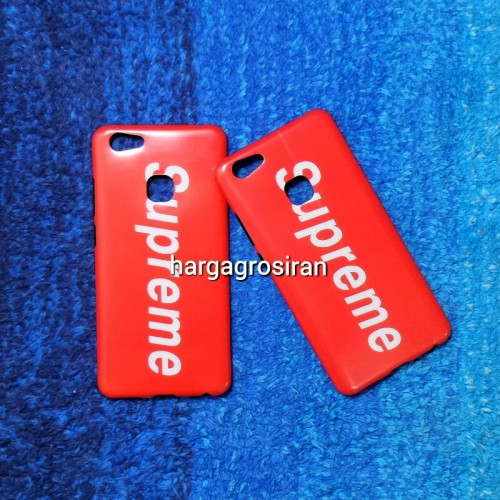 Supreme Casing Custom Case Vivo V7 Plus / Cover / Softshell / Softcase Lentur