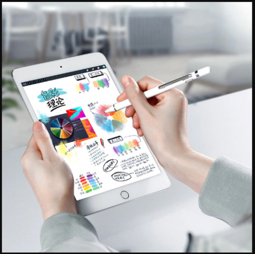 STY-003 Ver.3 Stylus Pen Drawing Universal Ujung Lancip Active Touch Screen With Ultra Fine Tip