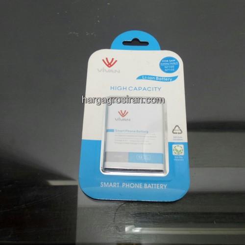Vivan Samsung Note 2 / N7100 / N7108 / N7102 Baterai Double Power