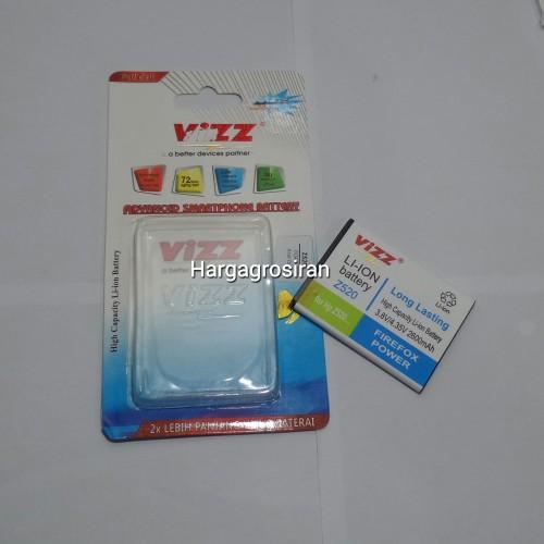 Vizz Acer Z520 - Baterai Double Power + Double IC + Double Protection + Bergaransi