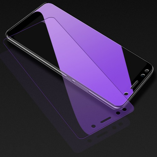 Tempered Glass Xiaomi Note 5 Pro / Anti Blue / Anti Radiasi / Anti Gores Kaca