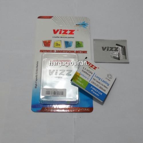 Vizz Asus Zenfone 4C / Zenfone C - Baterai Double Power