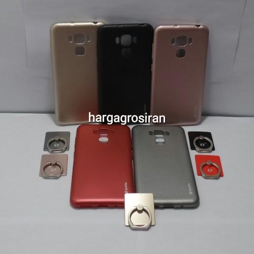 Silikon Spotlite Asus Zenfone 3 Max 5.5 Inch / ZC553KL Soft Case Copper Jelly