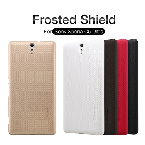 Hardcase Nillkin Super Frosted Shield Sony Xperia C5 Ultra