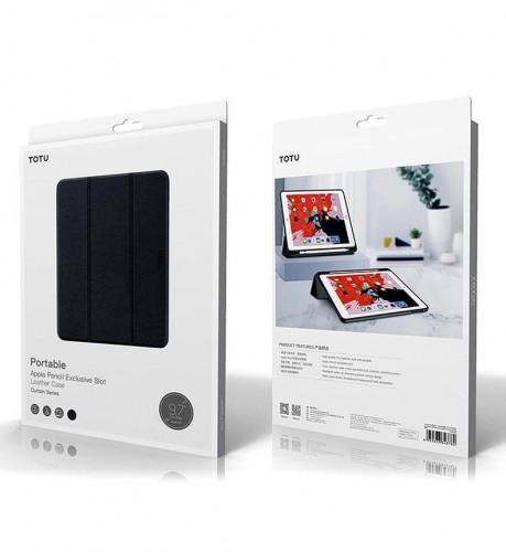 Totu Design Leather New Ipad 9.7 Inch Flip Case Cover