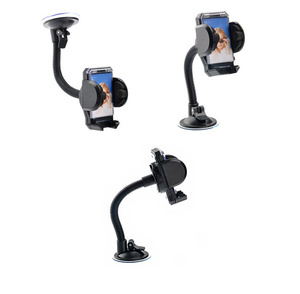 CHK-001 H06 Car Holder Biasa For Phone and Tablet 4 Inch - 7 Inch / Holder Mobil