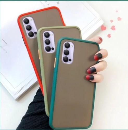 X.Redmi Note 9 Case Fuze Dove Colour - Dove - Cover / Back Case / Pinggiran Karet